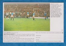West Germany v Uruguay Beckenbauer Seeler 1966 World Cup @ Hillsborough